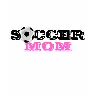 Soccer Mom T-Shirt shirt
