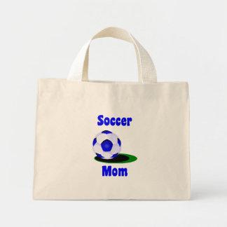 Soccer Mom Tote Bag Mini Tote Bag