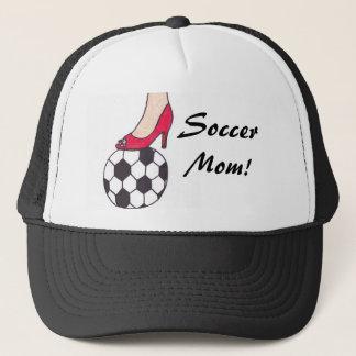 Soccer mom! trucker hat