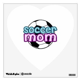 Soccer Mom Wall Sticker