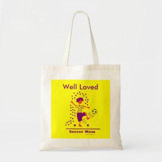 Soccer Mom - Well Loved! Canvas Bag