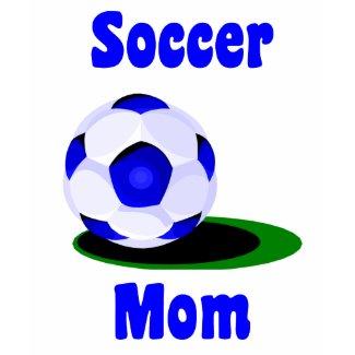 Soccer Mom Women's T-Shirt shirt