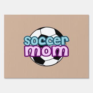 Soccer Mom Signs
