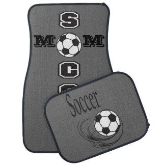 Soccer Mom Floor Mat