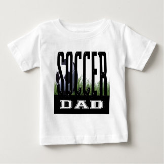 Soccer Mom's & Dad's Baby T-Shirt