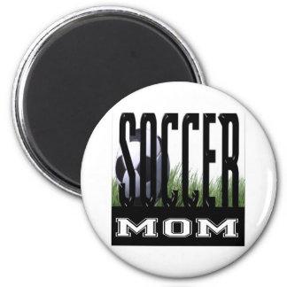 Soccer Mom's & Dad's Magnet