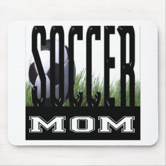 Soccer Mom's & Dad's Mouse Pad
