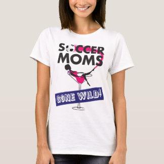 Soccer Moms Gone Wild Plain T-Shirt