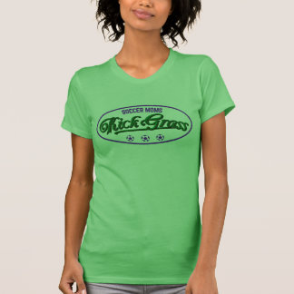 Soccer Moms Kickgrass T-Shirt