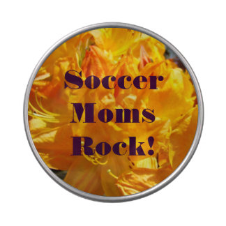 Soccer Moms Rock gifts Candy Tins Team Mom favors
