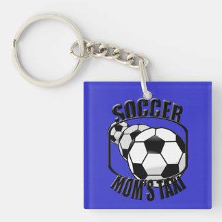 Soccer Mom's Taxi Keychain