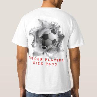 soccer motivation t-shirt
