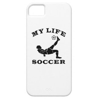 Soccer My Life iPhone 5 Cover
