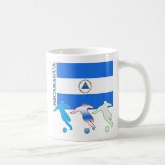 Soccer Nicaragua Mug