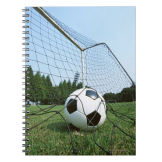 Soccer Note Book