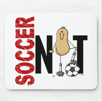 Soccer Nut 1 Mouse Pad