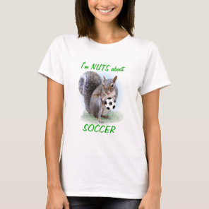 Soccer Nut T-Shirt