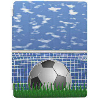 Soccer on a Sunny Day iPad Smart Cover