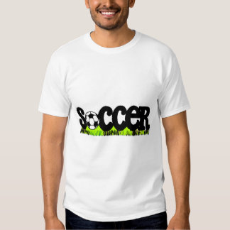 Soccer (On Grass) T-shirt