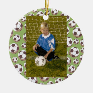 Soccer or All Occasion Sport Custom Ornament