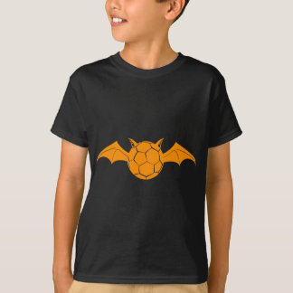Soccer or Football Vampire Bat T-Shirt
