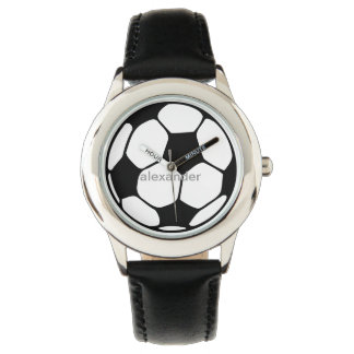 Soccer or Football Wristwatch