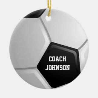 Soccer Christmas Ornaments