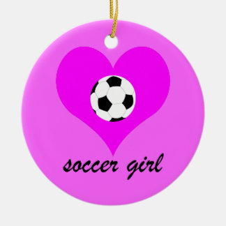 soccer christmas ornaments