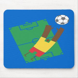 soccer pad mousepads