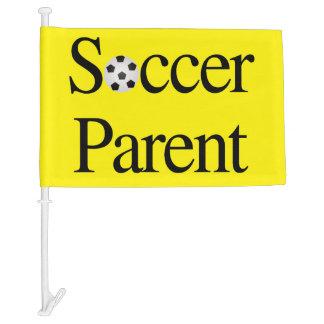 Soccer Parent Flag