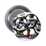 Soccer Party Pin