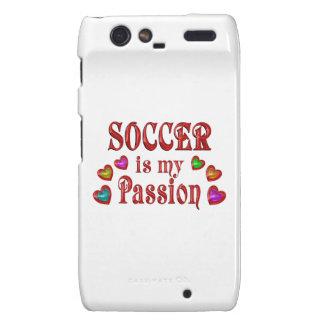 Soccer Passion Droid RAZR Case