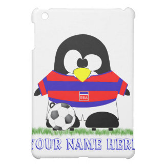 Soccer Penguin iPad Mini Case