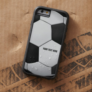 Soccer | Personalizable Tough Xtreme iPhone 6 Case