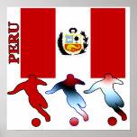 Soccer Peru Poster