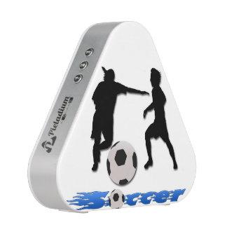 Soccer Pieladium Speakers