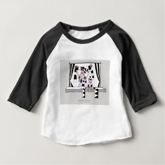 soccer pig saturday forever baby T-Shirt