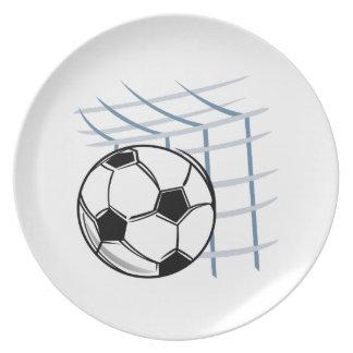 Soccer Plate