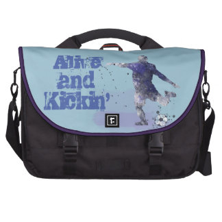 SOCCER PLAYER 2 - Commuter Laptop Case Bags For Laptop