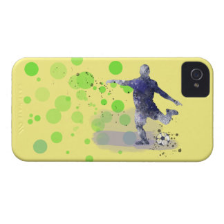 SOCCER PLAYER 2 - iPhone 4 case