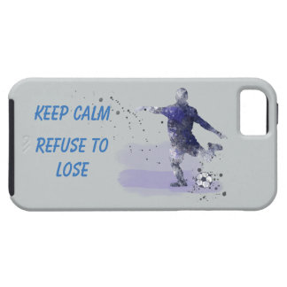 SOCCER PLAYER 2 - iPhone 5 case