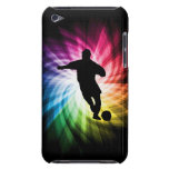 Soccer Player; colorful iPod Touch Case