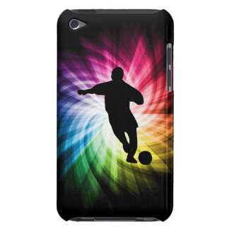 Soccer Player; colorful iPod Touch Case-Mate Case