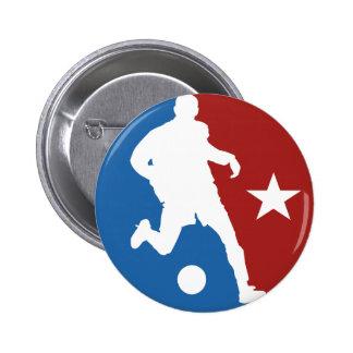 Soccer Player custom button