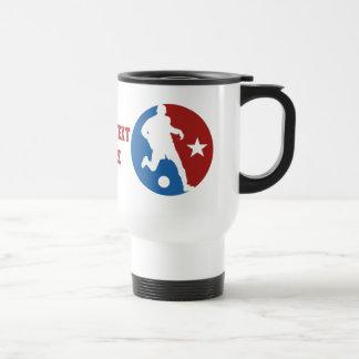 Soccer Player custom mugs