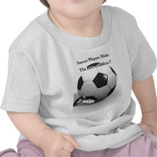 Soccer_Player_Dribble,_Funny_ T Shirt