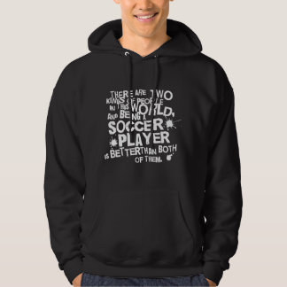 Soccer Player Gift Hoodie