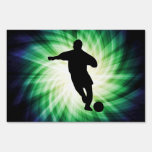 Soccer Player Gift Yard Sign