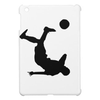 soccer player iPad mini cases