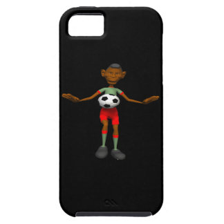 Soccer Player iPhone SE/5/5s Case